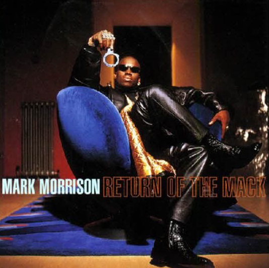 """That was good"" - What Mark Morrison said about Stage Hypnotist Kris Anthony"