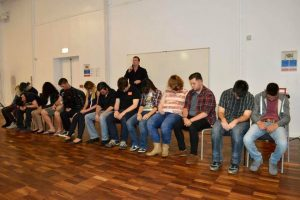 Stage Hypnosis Training with Kris Anthony